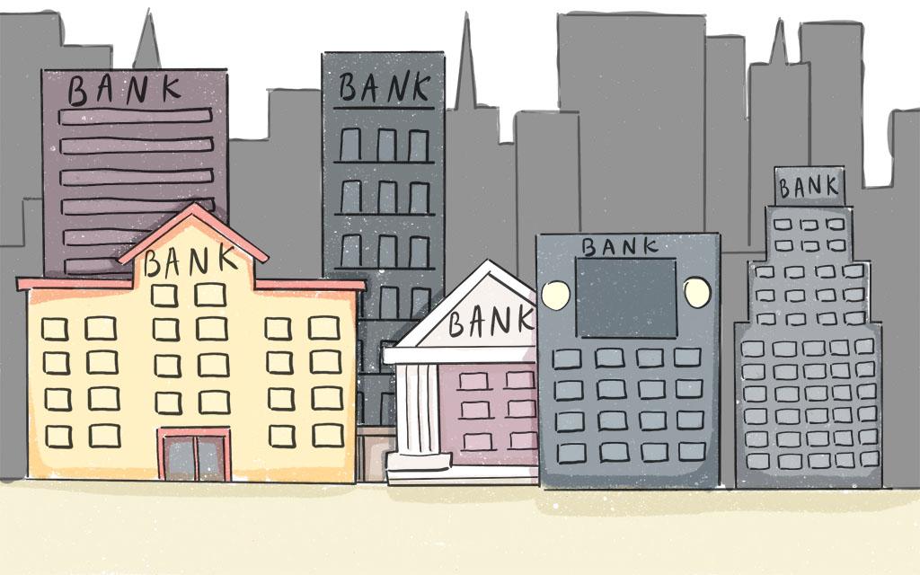 TOP 20 der größten Banken der Welt in 2021 nach Bilanzsumme