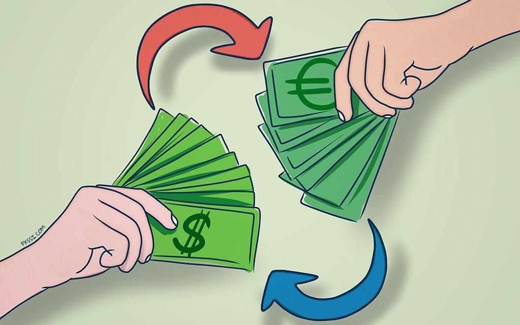 Die Top 5 der meist gehandelten Währungen der Welt